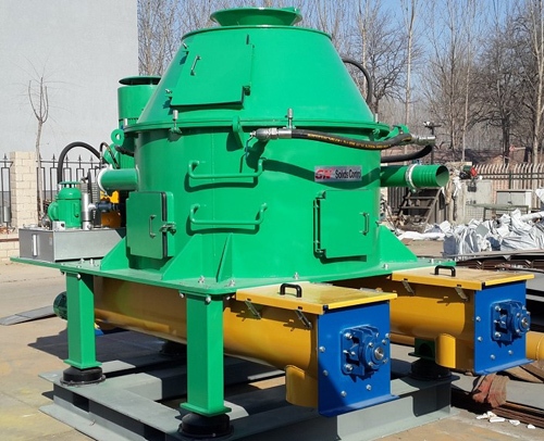 GN Vertical Cuttings Dryer